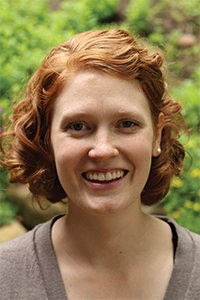 Rev. Grace Olson '10 Claus