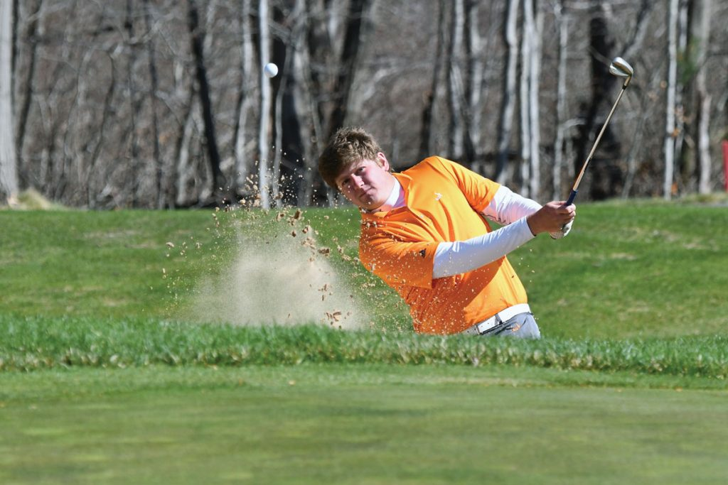 Men's Golf - Josh Gibson '19