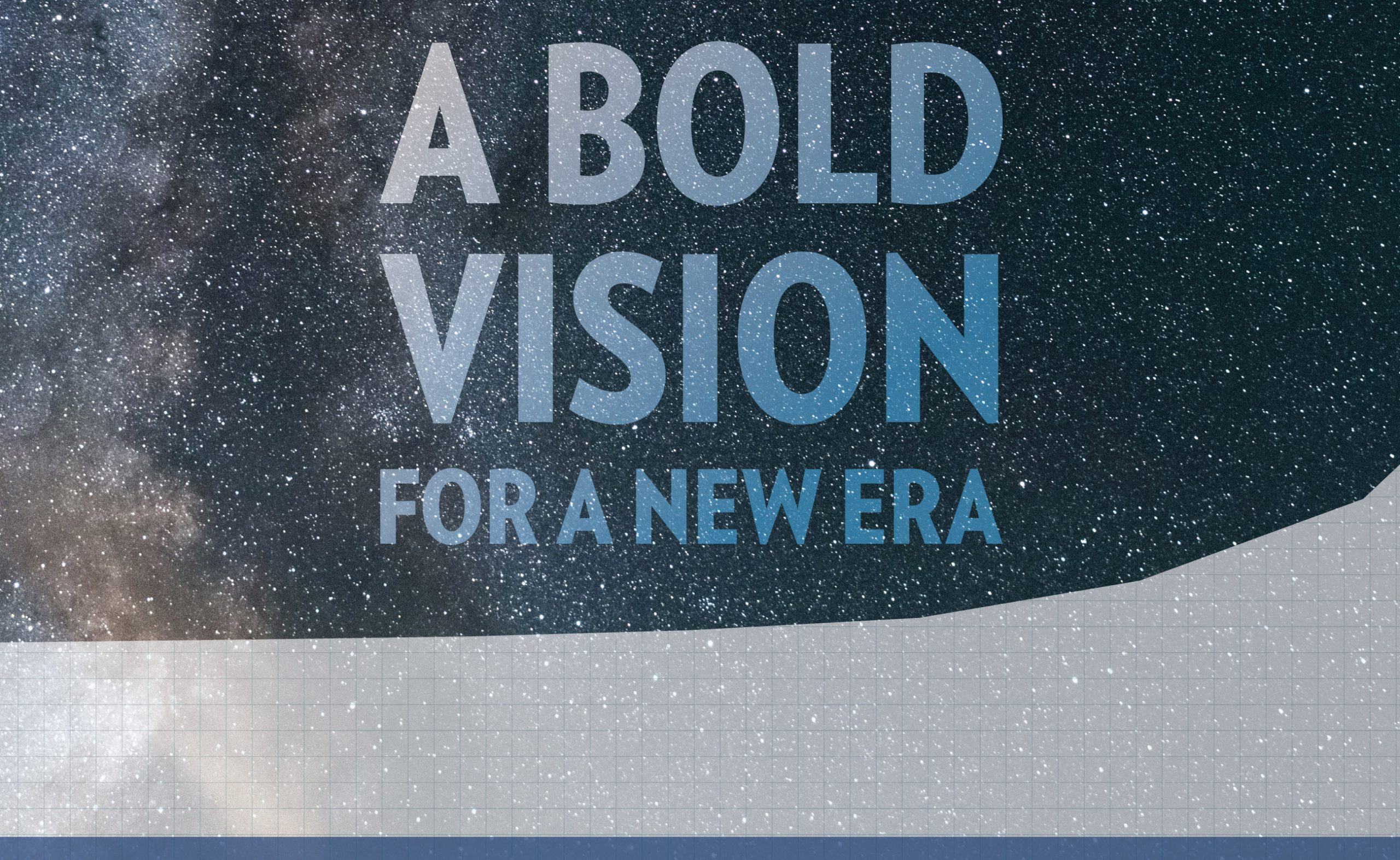 News from Hope: A Bold Vision for a New Era