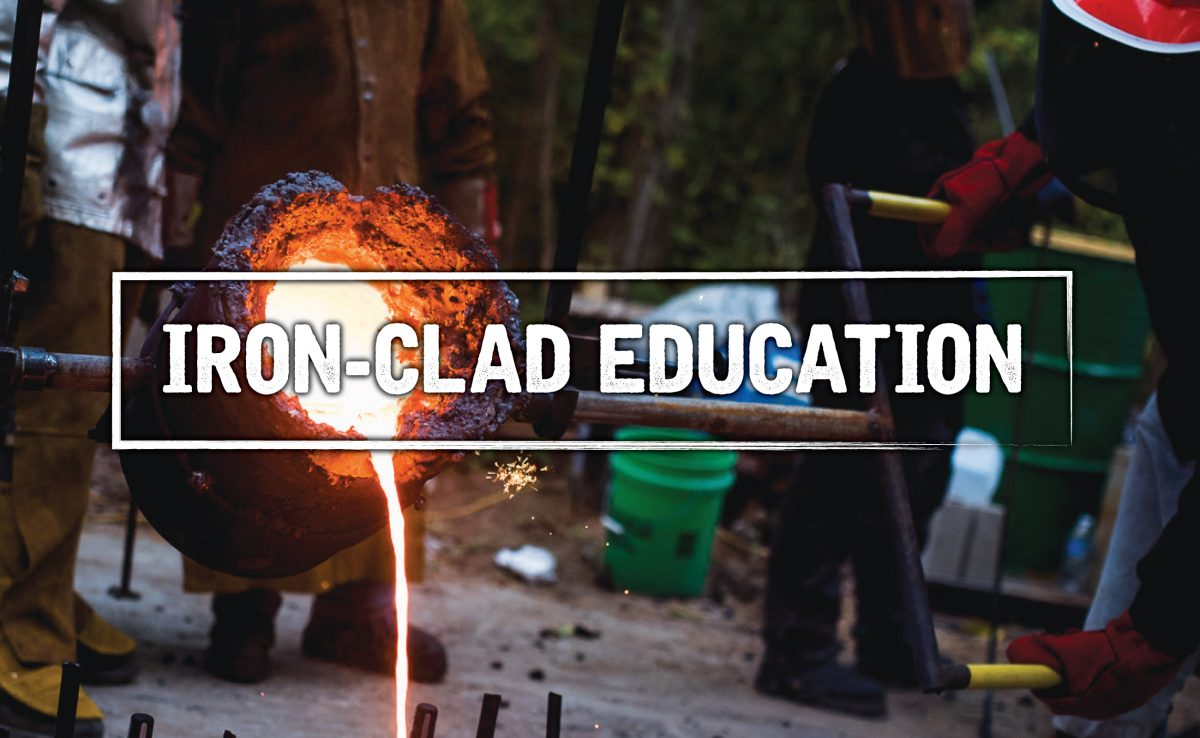 Iron-Clad Education