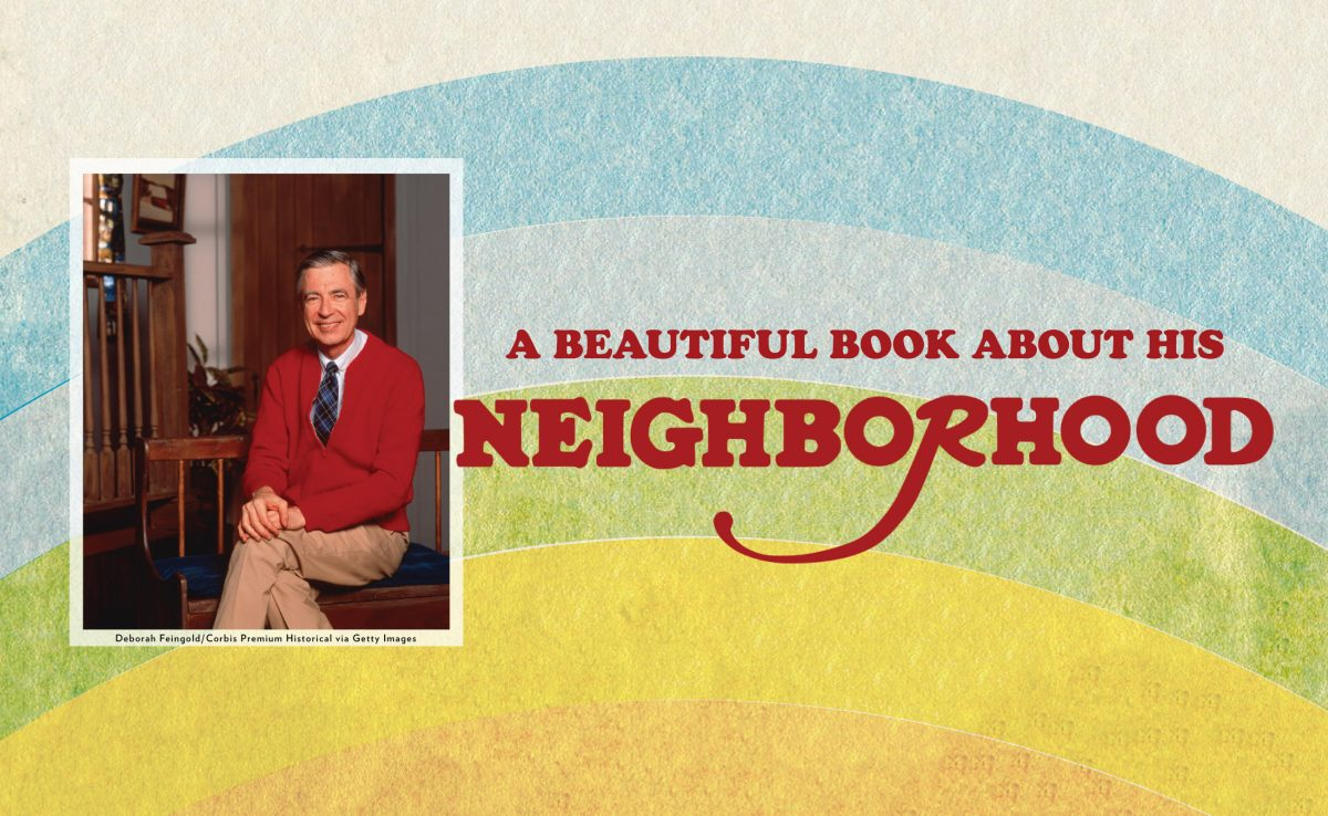 A Beautiful Book About His Neighborhood