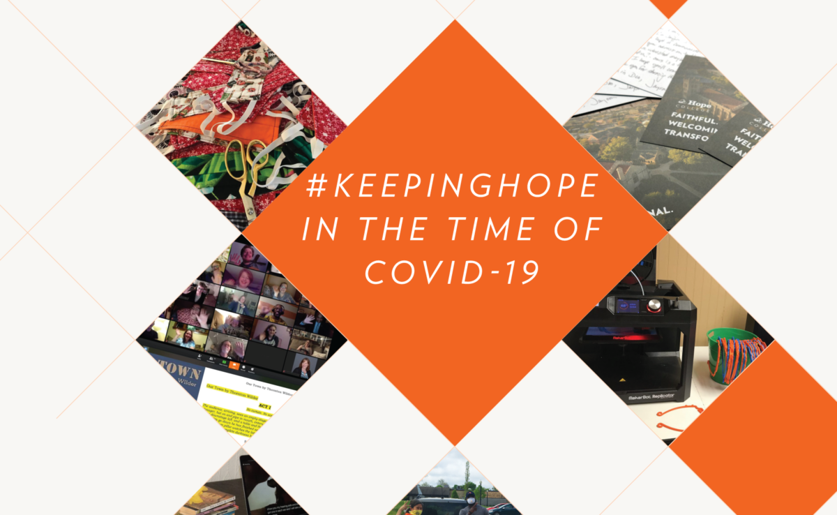 Keeping Hope in the time of COVID-19