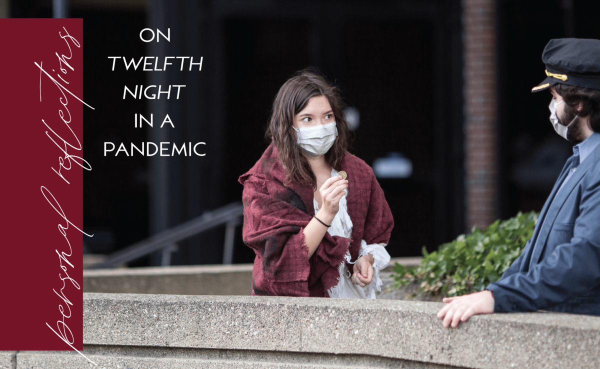 Personal Reflections on Twelfth Night in a Pandemic