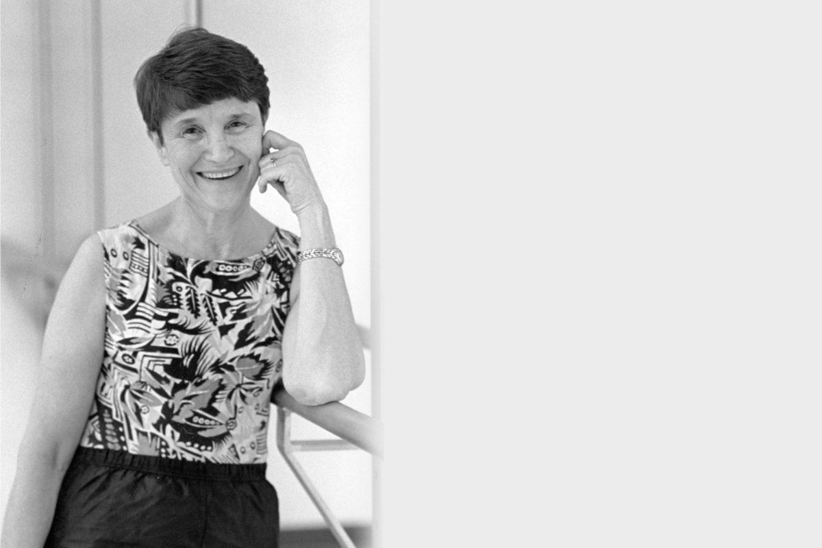Remembering an Icon: Maxine DeBruyn
