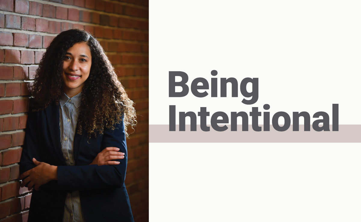 Being Intentional