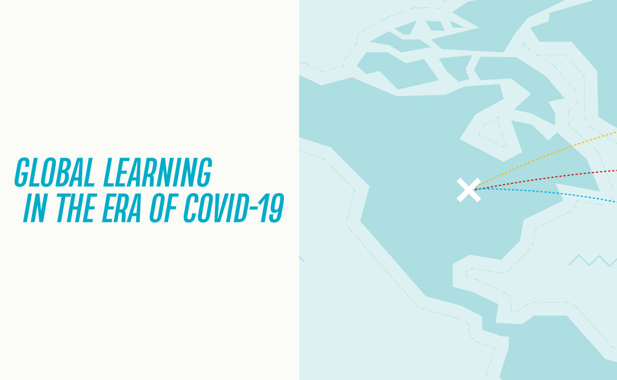Global Learning in the Era of COVID-19